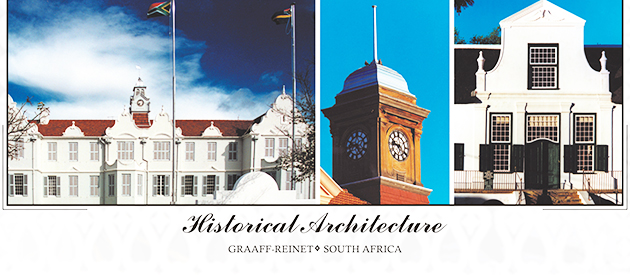 Visit Graaff-Reinet in the Eastern Cape, www.south-africa-info.co.za