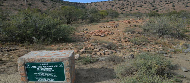 Mountain Zebra National Park Cultural Heritage Sites