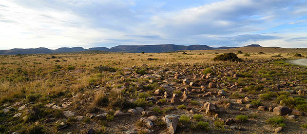 Mountain Zebra National Park's Geology