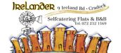 IRELANDER SELF CATERING B&B, CRADOCK