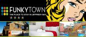 FUNKYTOWN SOUTH AFRICA:  Jeffreys Bay