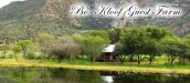 BO-KLOOF GUEST FARM