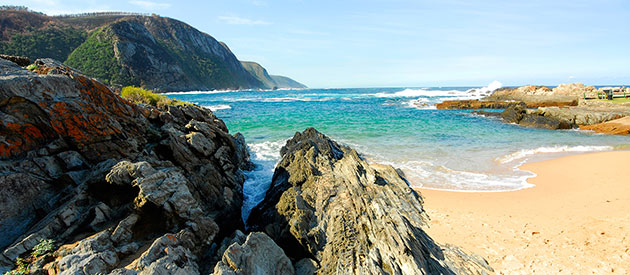 GARDEN ROUTE NATIONAL PARK - TSITSIKAMMA