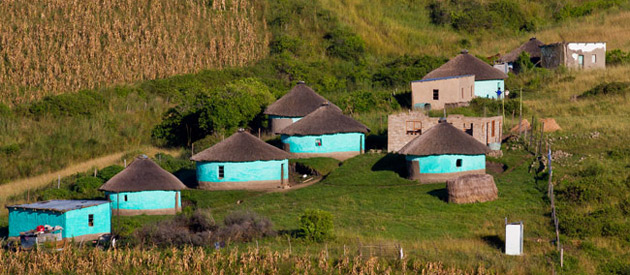 Fort Beaufort, in the Amathole Region of the Eastern Cape province of South Africa